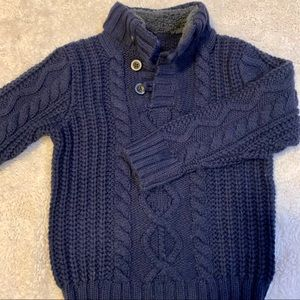 BABYGAP Soft Cable-Knit Sweater (age 4)